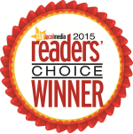 Winner Readers' Choice Award 2015